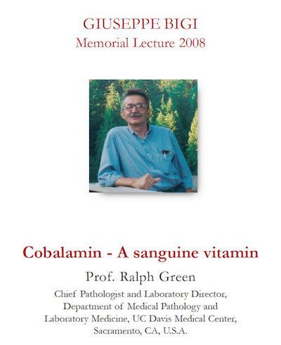 Giuseppe Bigi Memorial Lecture 2008