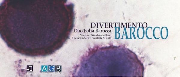 "Concerto ""divertimento barocco"""
