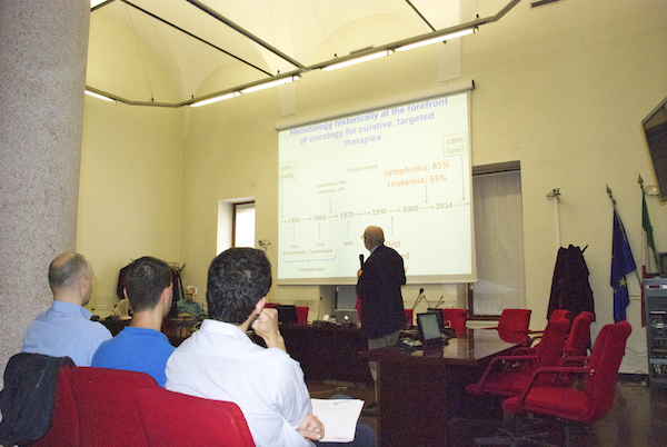 Giuseppe Bigi Memorial Lecture 2014