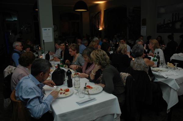 Cena di beneficenza 2011