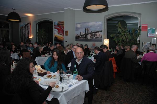 Cena di beneficenza 2012