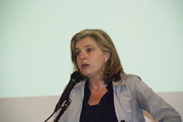 La Prof.ssa Clara Nervi