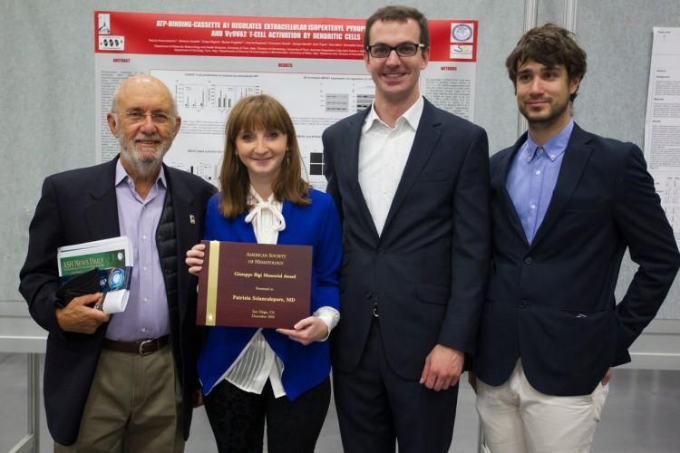 Giuseppe Bigi Memorial Award 2016