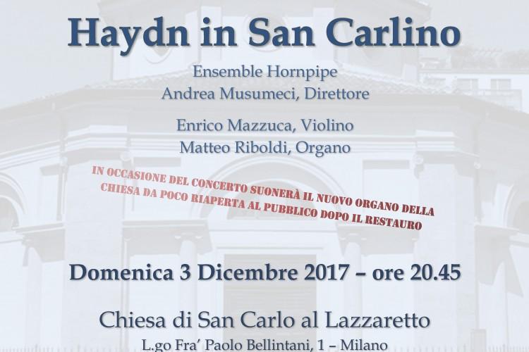 Haydn in San Carlino